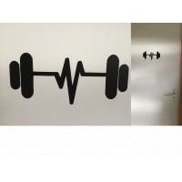 Fitnessruimte of krachtcentrale?