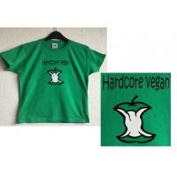 Hardcore vegan