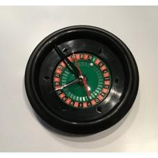 Roulettewiel klok