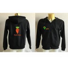 Royal vegan (hoodie)