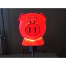 """Tafellamp """"spaarlamp"""""""