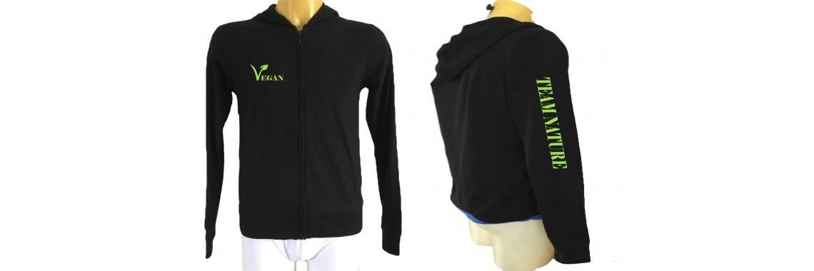 Vegan hoodies en joggingbroeken