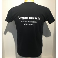 Vegan muscle: killing workouts, not animals