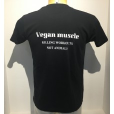 Vegan muscle: killing workouts, not animals