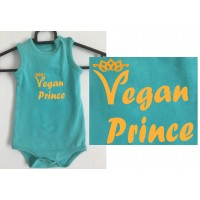 Vegan prince, romper