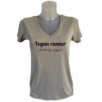 Vegan runner: fuelled by veggies